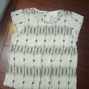 Dressy silk blouse